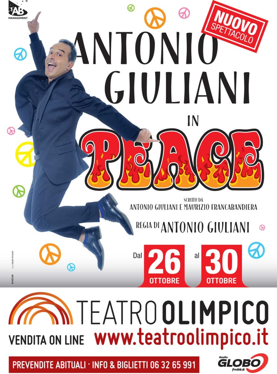 Antonio Giuliani in Peace