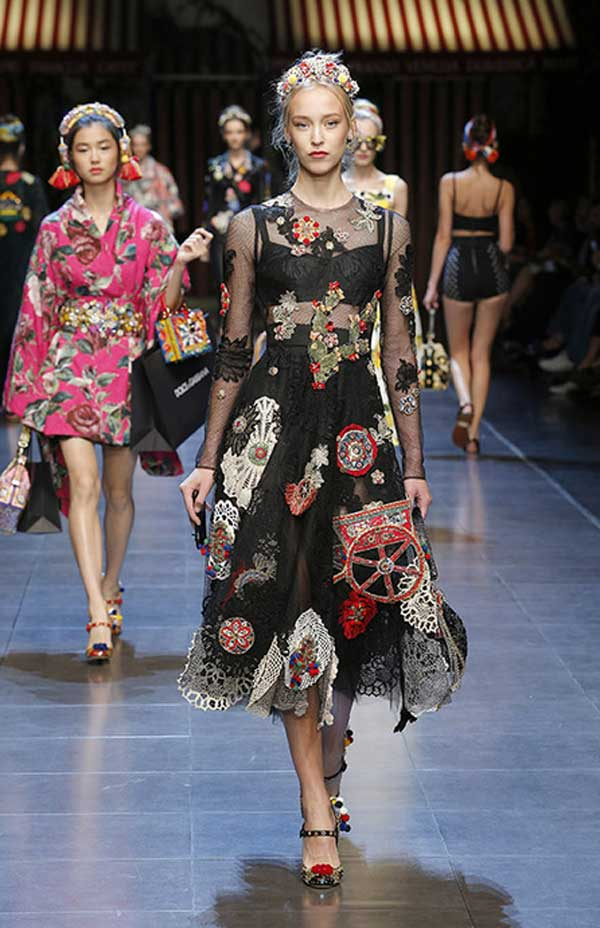 Dolce e Gabbana - Italia is love