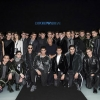 Emporio Armani Men's Fall Winter 2016 / 2017