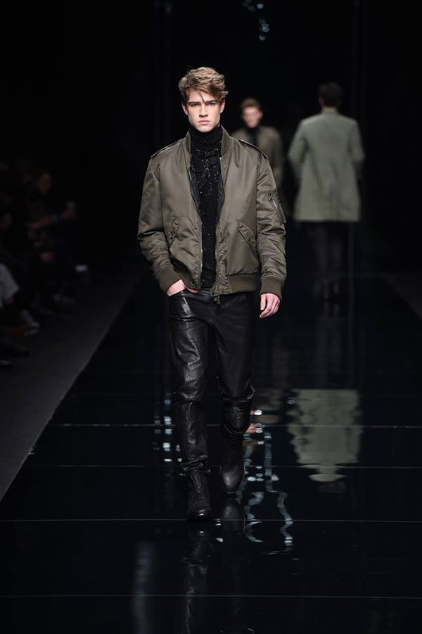 Ermanno Scervino -Men's F/W 2016-17