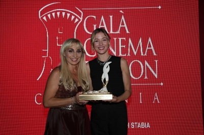 Galà del Cinema e della Fiction 2017 - Campania