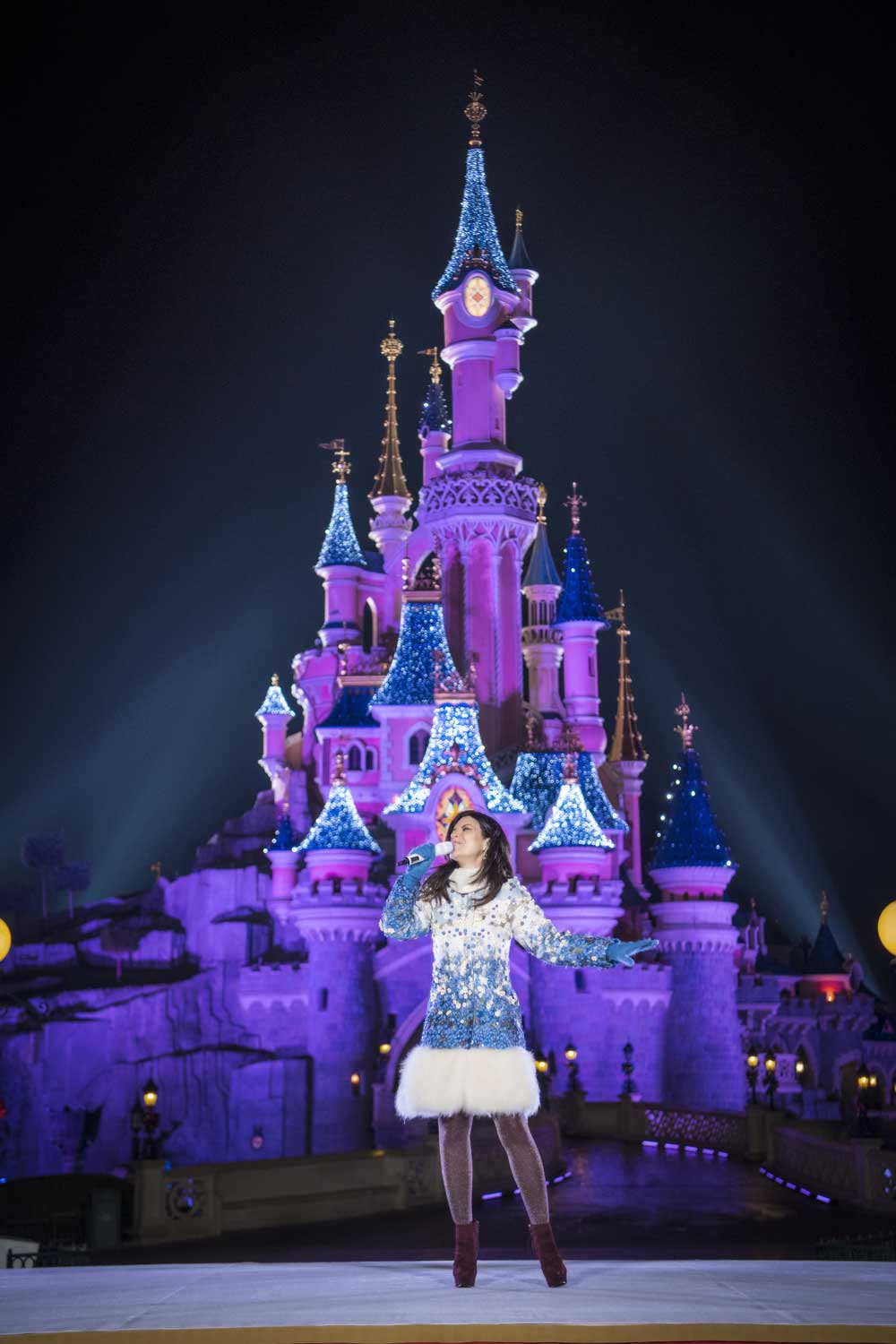 Laura Pausini - Disneyland Paris 2016