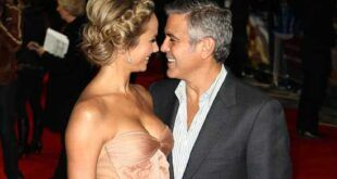 George Clooney e Stacy Kleiber