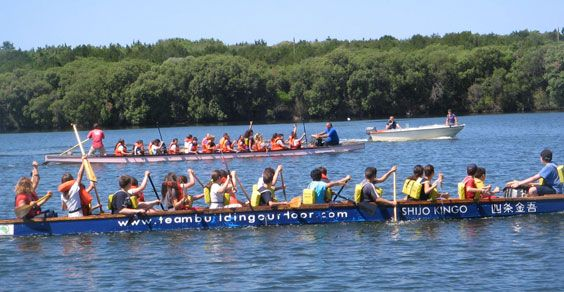 Donne in rosa LILT Dragon Boat