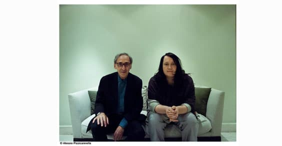 Franco Battiato ed Antony and The Johnsons