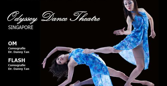 Odyssey Dance Theatre di Singapore
