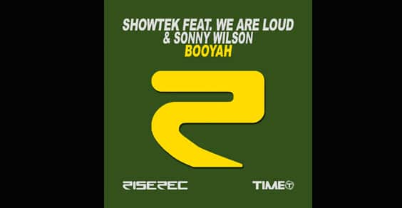 Showtek feat. We Are Loud & Sonny Wilson