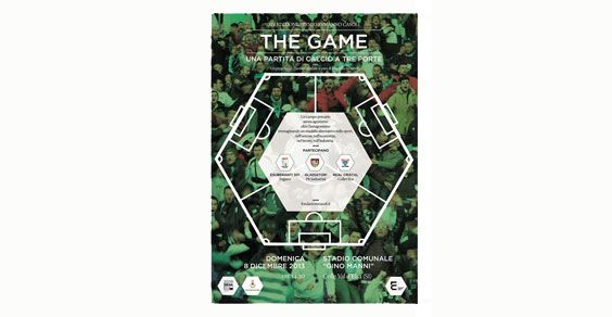 The Game, una partita di calcio a tre porte