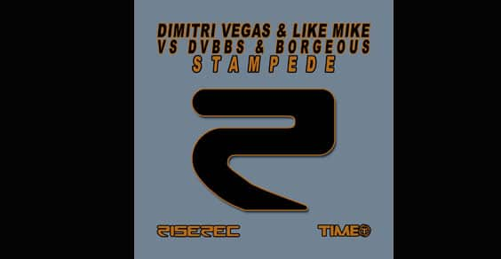 Dimitri Vegas & Like Mike e DVBBS & Borgeous