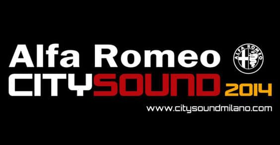 Alfa Romeo City Sound Milano