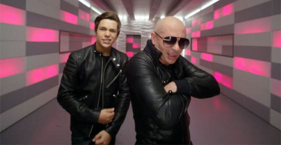 Austin Mahone ft. Pitbull
