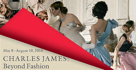 Mostra Charles James: Beyond Fashion