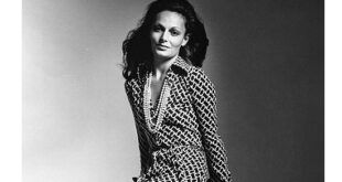 Diane Von Furstenberg indossa il Wrap Dress