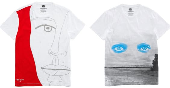 Gap e Visionaire limited edition di T-shirt