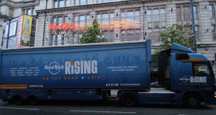 Hard Rock Rising On The Road