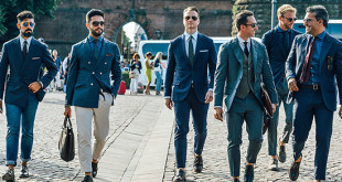 Pitti uomo primavera/estate 2015