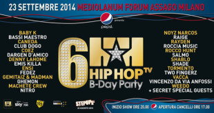 Hip Hop Tv B-Day Party