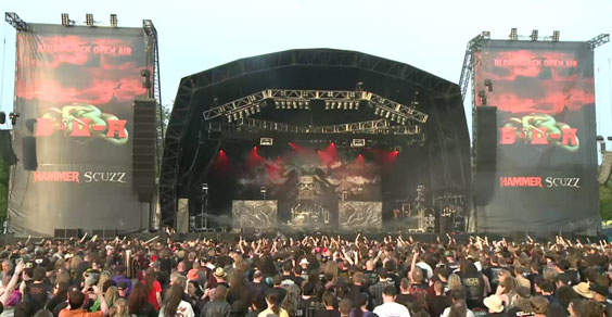 Bloodstock Open Air