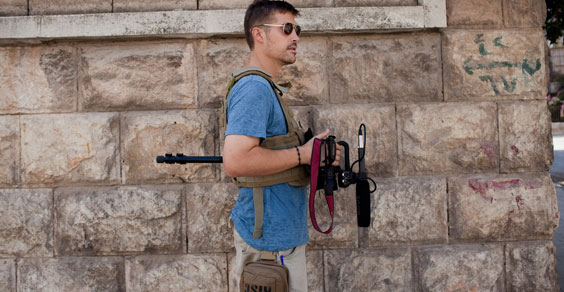 giornalista freelance James Foley