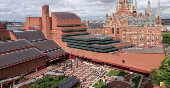 British Library di Londra