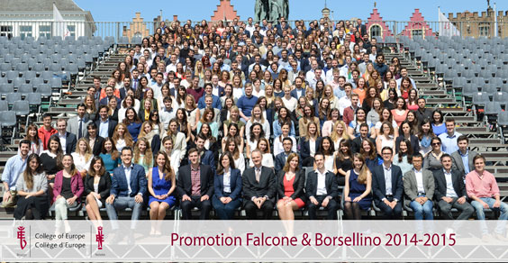Promotion Falcone & Borsellino 2014-2015