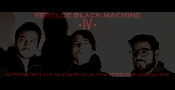 Rebelde Black Machine