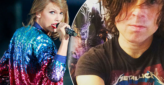 Taylor Swift - Ryan Adams