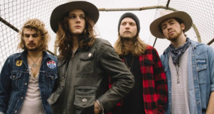 Tyler Bryant And The Shakedown in concerto a Milano