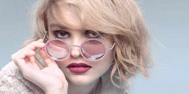 Lily-Rose Depp nuovo volto Chanel N.5 L'Eau