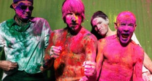 Red Hot Chili Peppers: sold-out la data di Roma
