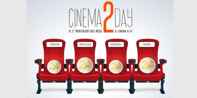 Cinema 2Day, prorogato per tre mesi