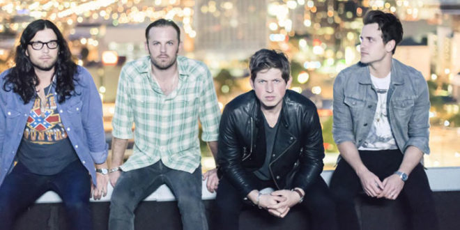 "Kings of Leon: il nuovo album ""Walls"" in vetta alle classifiche UK e USA"