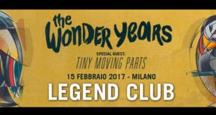 The Wonder Years in Italia a febbraio