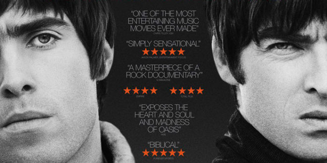 Oasis: Supersonic, dal 7 al 9 novembre al cinema