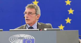David Sassoli eletto Vicepresidente del Parlamento europeo
