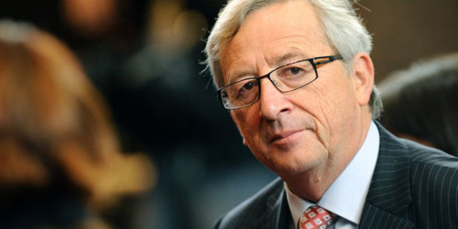 Jean-Claude Juncker parteciperà all'ottava edizione di The State of the Union
