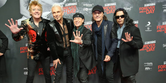 Scorpions Forever and a Day: in onda in prima visione su Sky Arte HD