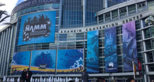 NAMM-di-Los-Angeles