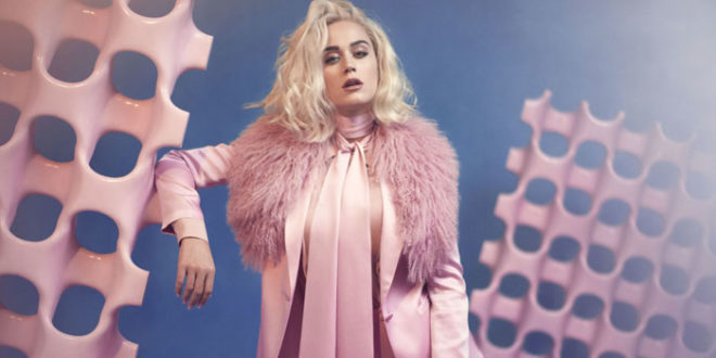 "Katy Perry: online il video di ""Chained To The Rhythm"" feat. Skip Marley"
