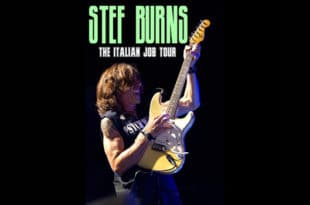 Stef Burns