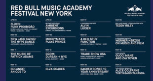 Red Bull Music Academy New York Festival 2017