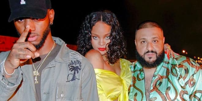 "Dj Khaled: da venerdì in radio ""Wild Thoughts"" feat. Rihanna e Bryson Tiller"