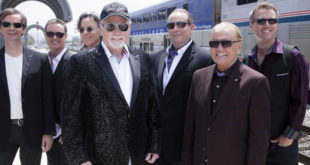 The Beach Boys in concerto all'Auditorium Parco della Musica di Roma