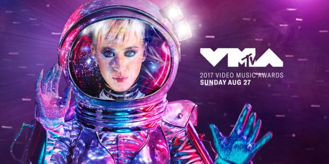 Katy Perry conduttrice degli MTV Video Music Awards 2017