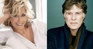 Jane Fonda e Robert Redford