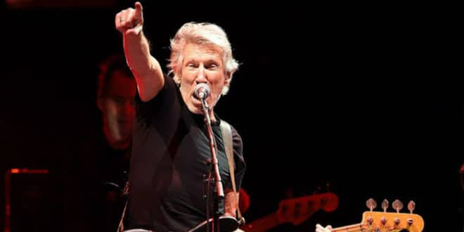 "Roger Waters: arriva al cinema il film-concerto ""Rogers Waters Us + Them"""