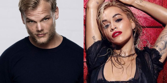 """Lonely Together"" è la nuova Hit di Avicii feat. Rita Ora"