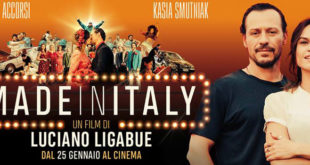 Made in Italy - film di Luciano Ligabue