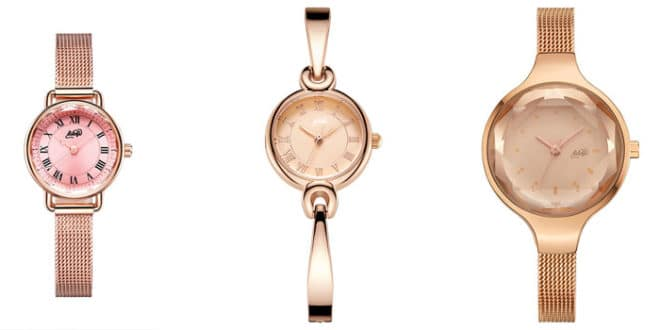 "Voilà ""J'Adore"", la new collection di orologi firmata Didofà"