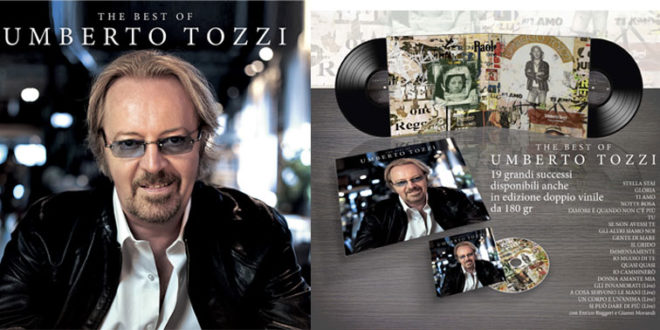 The Best Of Umberto Tozzi in CD e doppio vinile